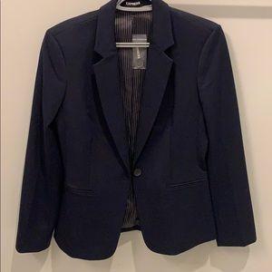 EXPRESS Navy Blazer Size 8
